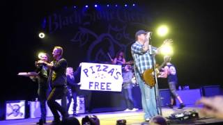 Black Stone Cherry - Peace Is Free (Pizza