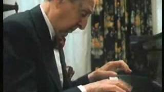 Vladimir Horowitz - The Last Romantic 5/12 Chopin - Mazurka In A Minor, OP. 17, No. 4