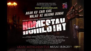 HOMESTAY Permainan Maut - Official Cinema Trailer - Release on 18 April 2019