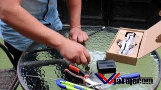 Remover cubierta de cable Armado o ADSS de fibra Óptica