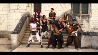 "Medieval music .Les Compagnons du Gras Jambon. Middle ages.""Heiduckentanz"""