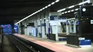 """Poranny przejazd przez Poznań na pokładzie pociągu TLK """"Bryza"""""""