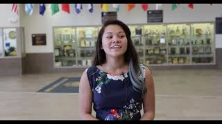 Glen X Career Expo - Fall 2017 - Kiana Domingo/Senior Rifle High School