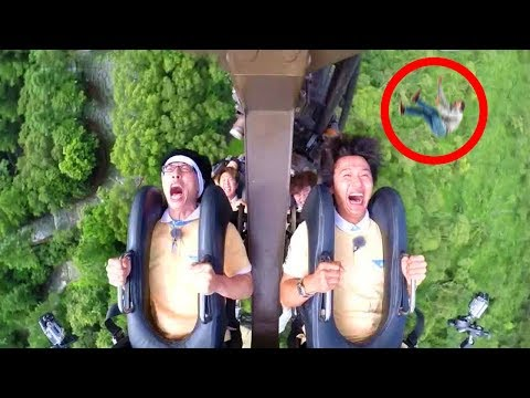 Thumbnail: 10 BANNED Roller Coasters You Can't Ride Anymore!