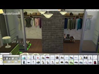 The Sims 4 Room Building - Modern Master Bedroom