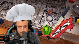 MASTER CHEF IS ON!!! | COOKING SIMULATOR #IKSZDE - 07.04.