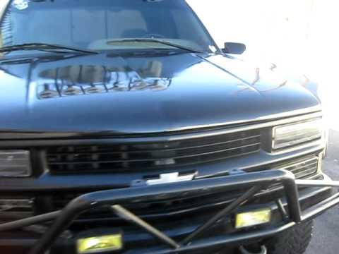 1995 Chevy K1500 Prerunner V8 - 6k worth of upgrades - for ...