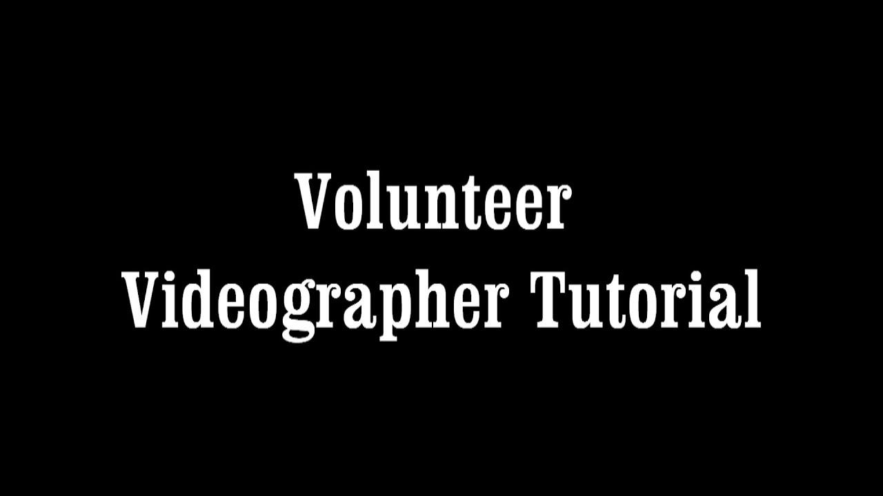 MHFF Video Volunteer Tutorial 2021