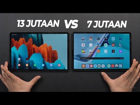 Perang Tablet TERBAIK ! Samsung Tab S7 VS Huawei Matepad 11   Jadi Pilih Yang Mana ?
