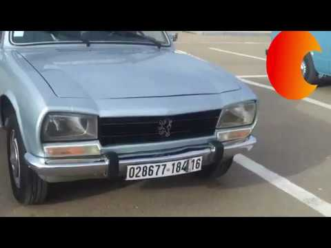 Peugeot 504 Grand Rassemblement Automobiles Youtube