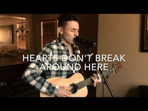 Ed Sheeran - Hearts Don't Break Around Here (Acoustic Cover)
