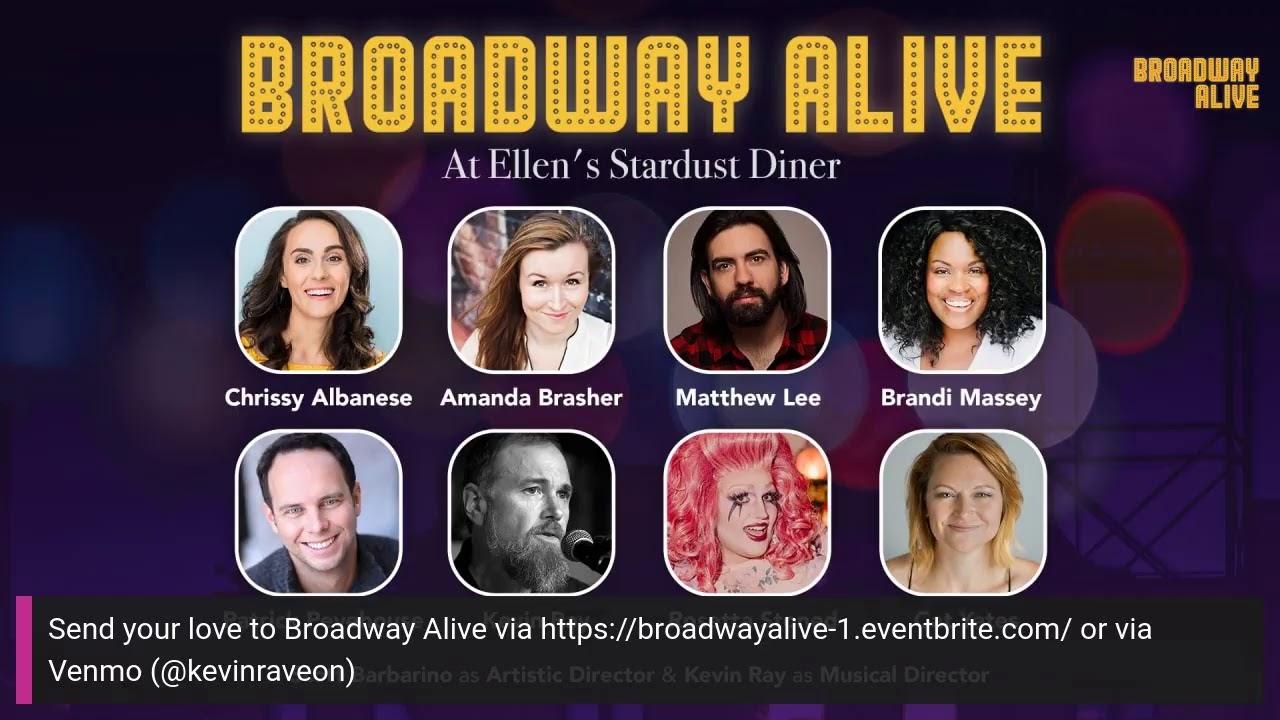 "Watch Broadway Alive's - ""Starduster's"" Concert"