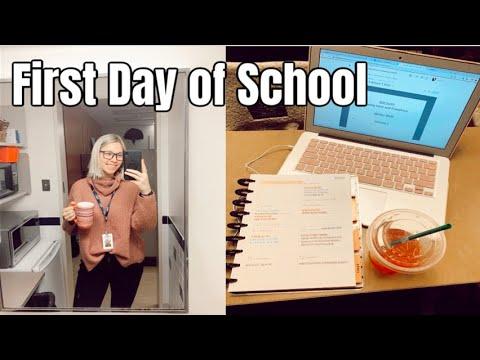 (last) first day of college vlog | university of Ottawa