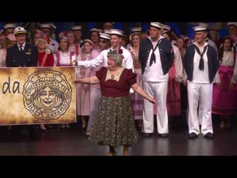 The Savoy Company: Happy Birthday to Sir Arthur Sullivan  (HMS Pinafore, 2017)