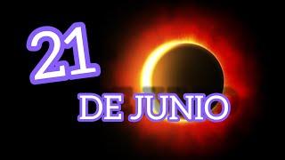 Eclipse Solar Anular del 21 de…
