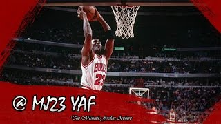 Michael Jordan Highlights vs Pistons (1996.03.07) - 53pts, Season High!