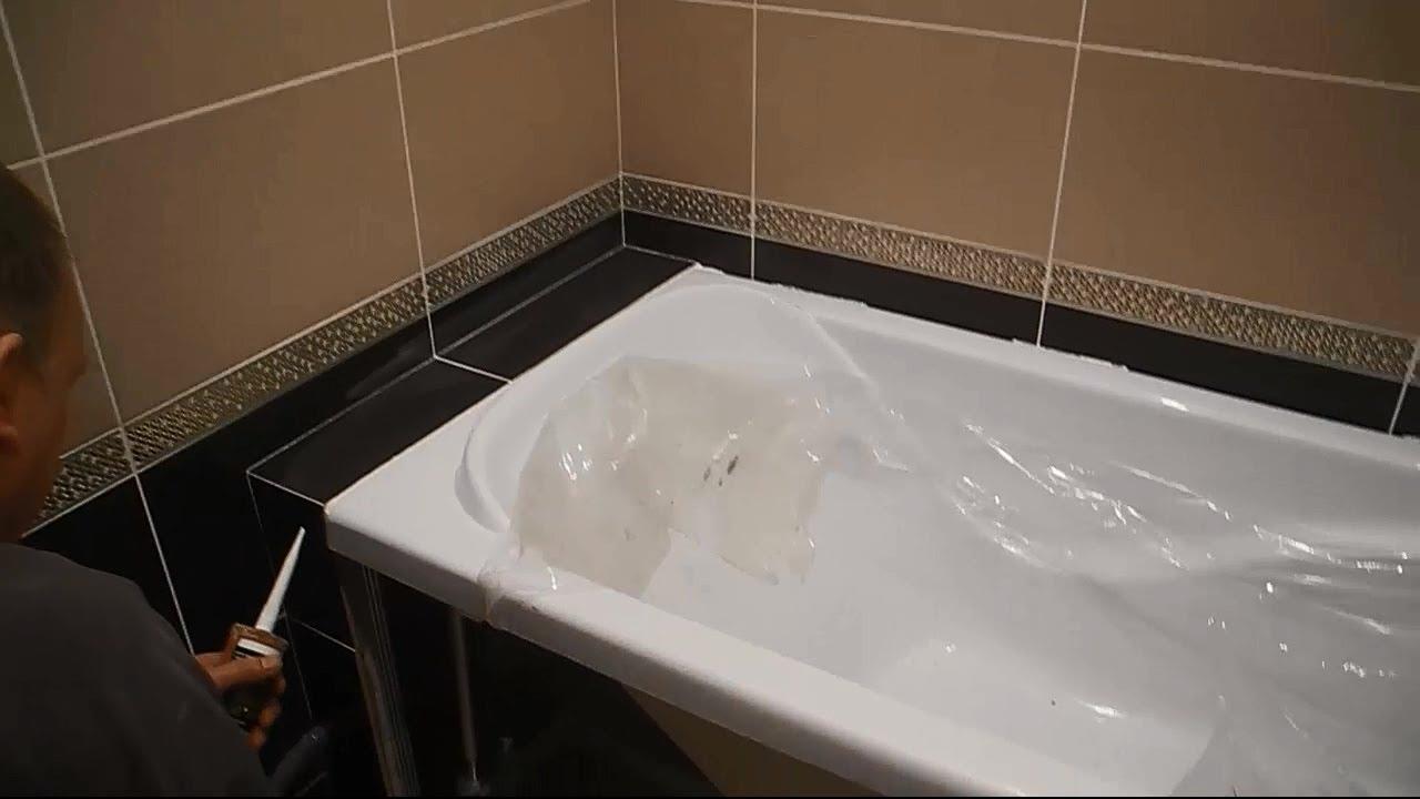 Как сделать бордюр в ванной у стены фото 260