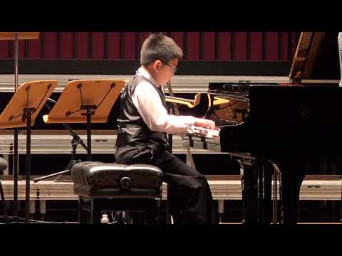 J S Bach: Prelude and Fugue in D Major Book 1 performed by Kaleb Teo