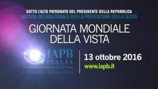 Giornata mondiale della vista (13 ottobre 2016)