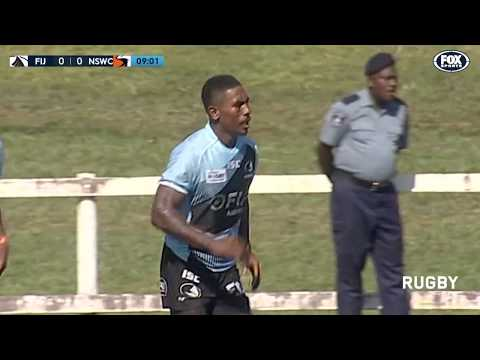 NRC 2017 Round 3: Fiji Drua v NSW Country