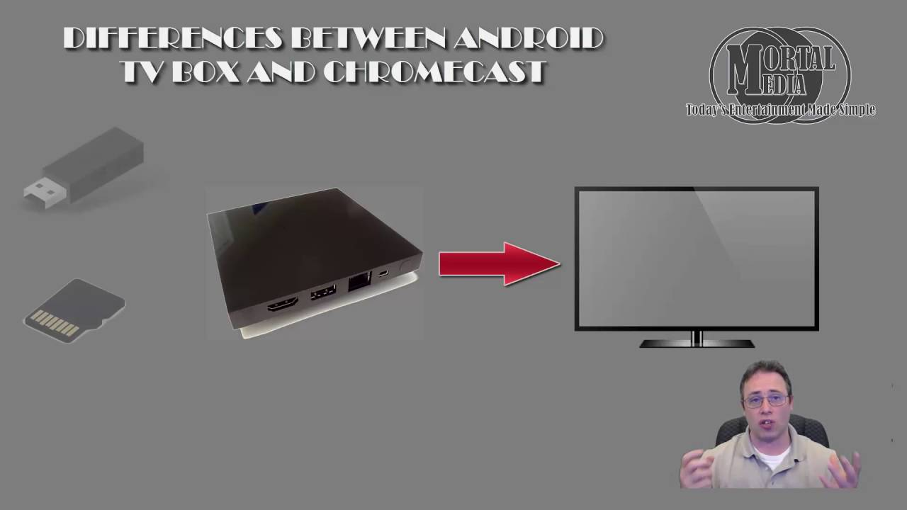 how to make android tv box work like chromecast youtube