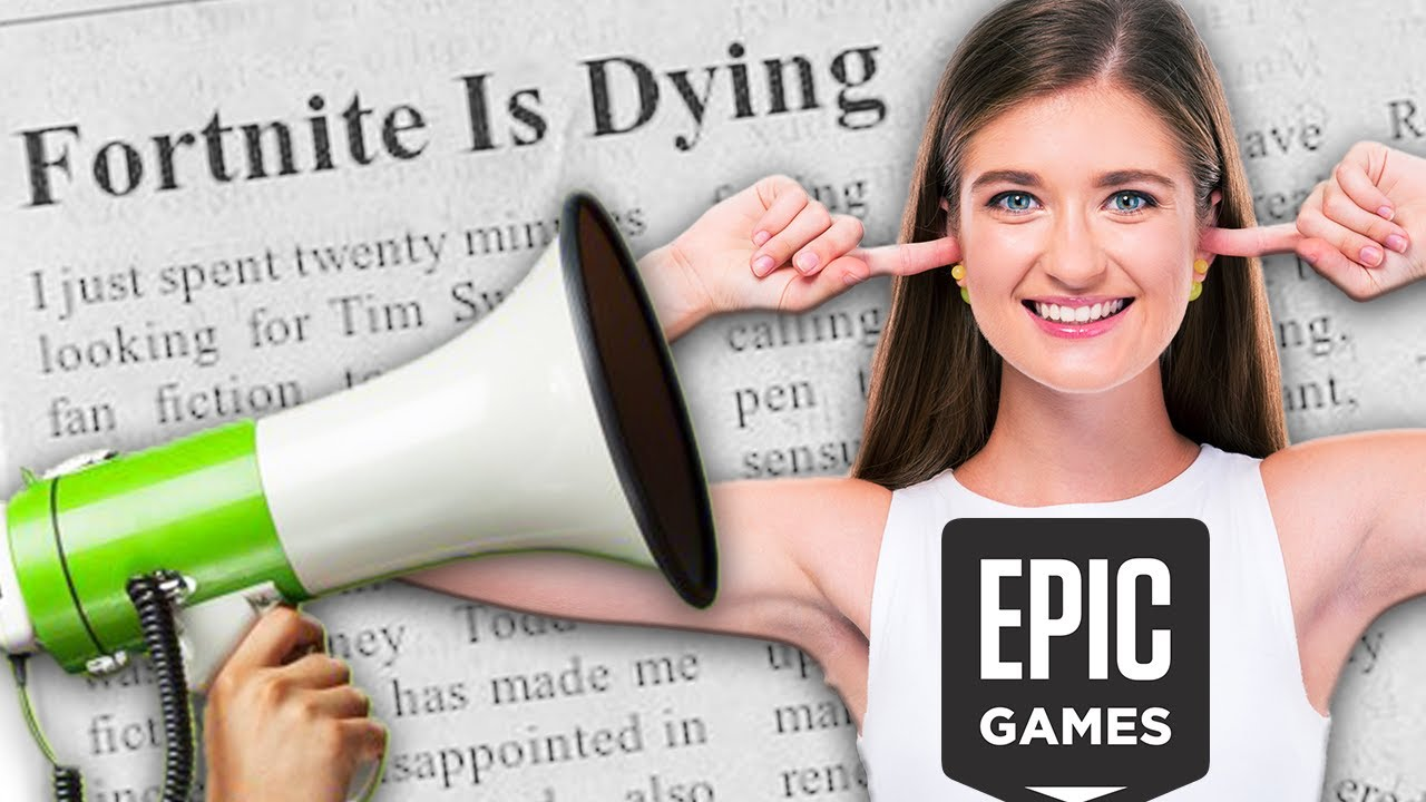 Epic Denies Bad Earnings Report - Inside Gaming Daily