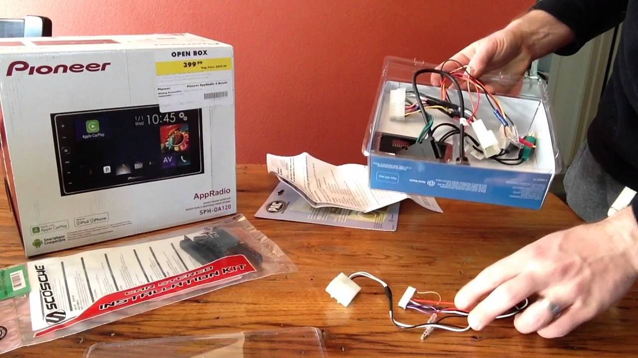 maxresdefault unboxing pac tato for toyota youtube pac tato wiring diagram at panicattacktreatment.co