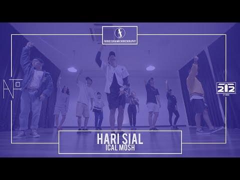 Hari Sial - Ical Mosh | Faruq Suhaimi Choreography