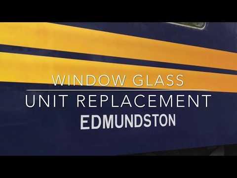 RPDX 1115 Edmundson Window Frame Glass Replacement