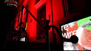 Den Haag kleurt rood tijdens Wereld Stop Tuberculose Dag.