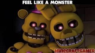 SFM Monster Song Created By  Skillet BEAST INSIDE!(не моя!)