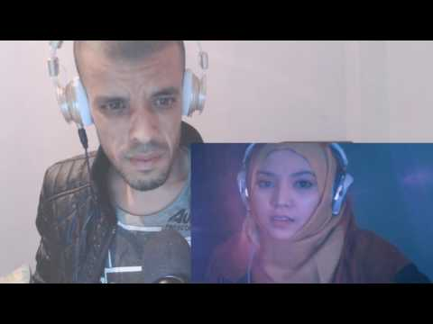 REACTION:  Shila Amzah Cover Janam Janam Dilwale