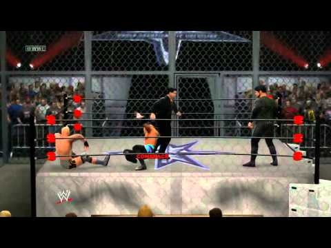 nL Live on Twitch.tv - Re-creating the Greatest Match in WCW history. [WWE 13]