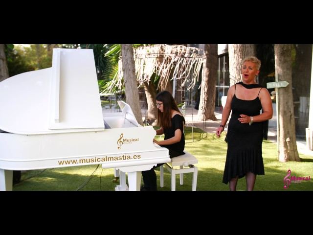 Nella Fantasia Morricone The Mission - Gabriel's Oboe soprano