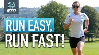 Run Easy To Run Fast! | Tips To Improve Your Running Speed