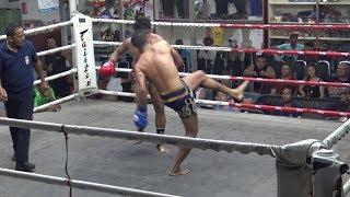 Saeksan TigerMuayThai vs Pinngern ChokchaiMuayThai 20/4/18