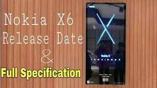 Nokia X6 Release Date and specification!!