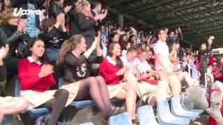 學界足球精英賽冠軍戰 加拿大國際學校vs仁濟醫院董之英紀念中