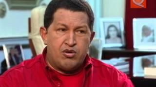 Hugo Chávez entrevistado por Elena Poniatowska 1/6