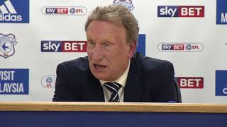 REACTION: CARDIFF CITY 0-0 MANSFIELD