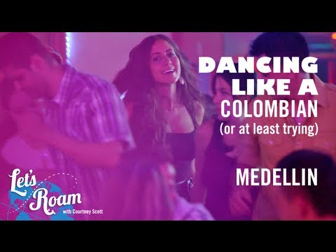 Learn Salsa Dancing in Colombia:  Let's Roam Colombia with Avianca