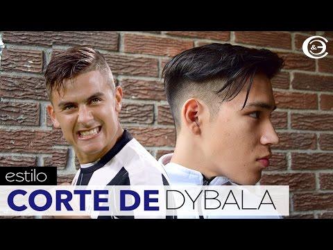 Dybala Corte de Cabello y Peinado ★...