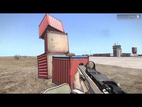 ArmA 3 - Box tetris script demo