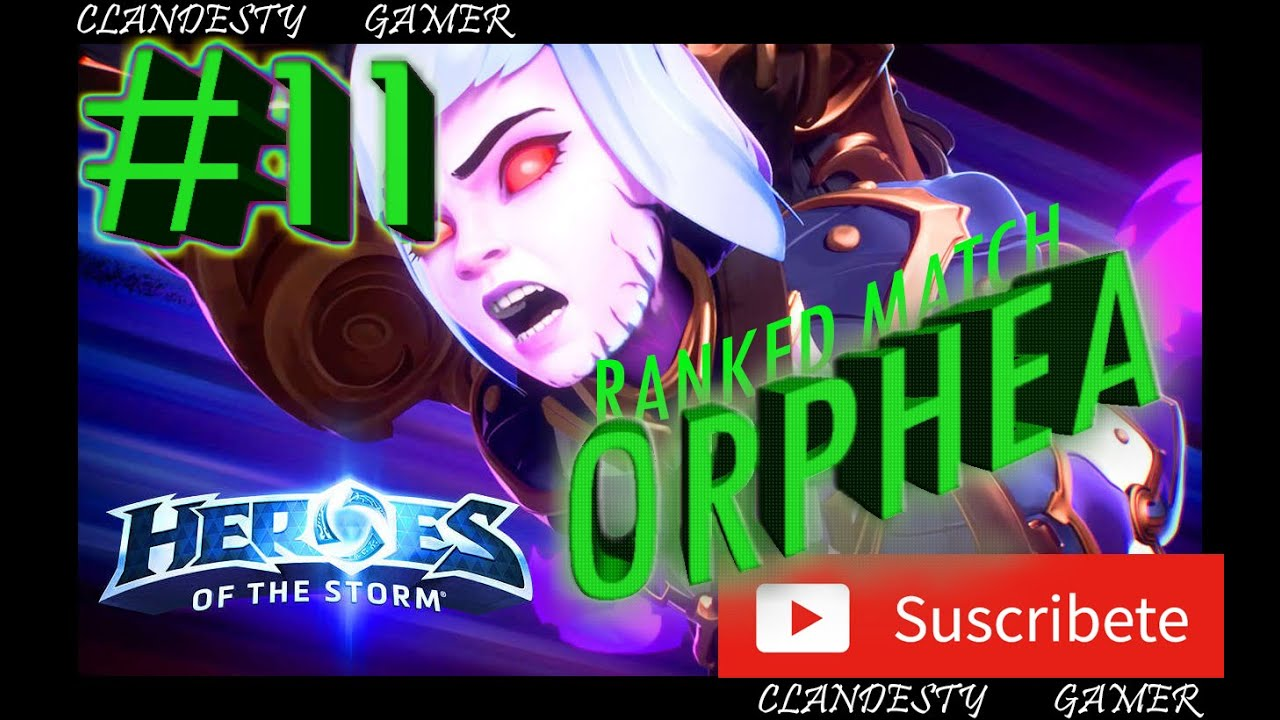 Orphea Build Terror Top Damage Heroes Of Storm Gameplay Espanol 11 Go To Platino Master League Youtube A comprehensive guide to orphea's entire kit by knight0light. youtube