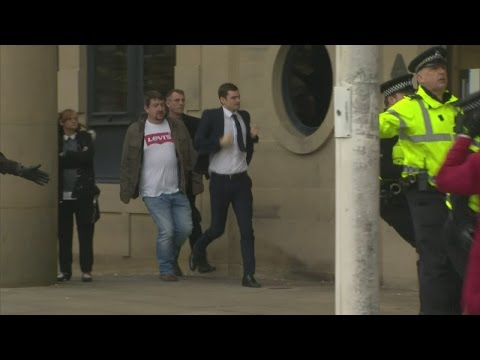 Adam Johnson jailed for six years