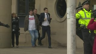 Adam Johnson jailed for six years