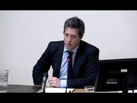 Download Youtube: Hugh Grant Leveson inquiry