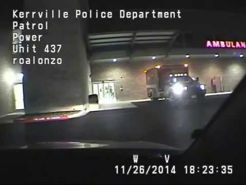 Officer Alonzo Kerrville Texas Police Brutality and Corruption Anonymous Upload