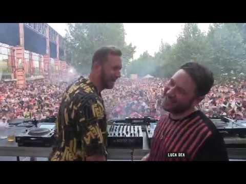 Enzo Siragusa B2b Archie Hamilton B2b Rossko FUSE LONDON @ KAPPA Futur Festival 2019 By LUCA DEA