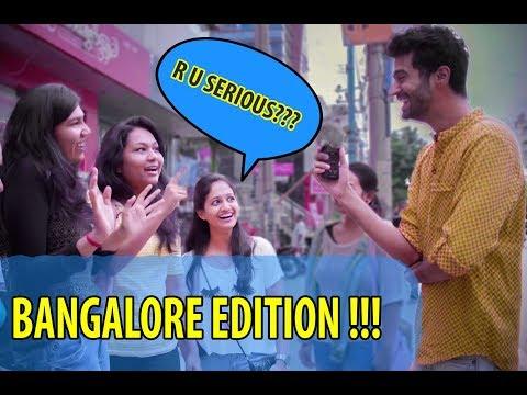 Bangalore On Being Free